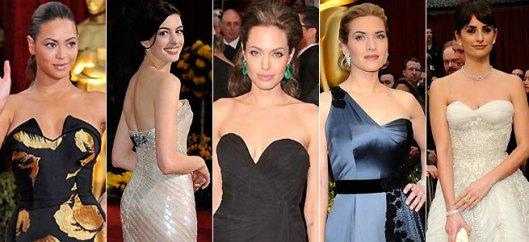 Gastos milionários no Oscar