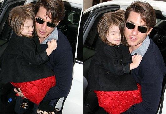 Tom Cruise e Suri