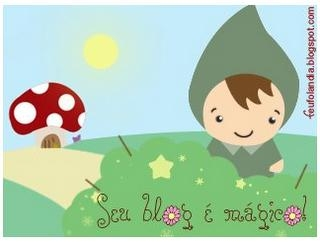 Seu blog é mágico