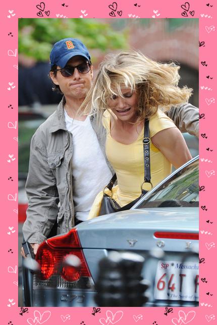 Cameron Diaz e Tom Cruise