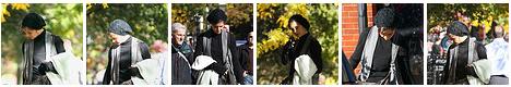 Katie Holmes foi ao shopping - 26 de outubro de 2009